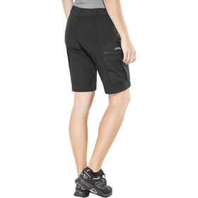 Lundhags Makke Pantalones cortos Mujer, negro